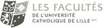 logo brand les facultés de l'université catholique de Lille