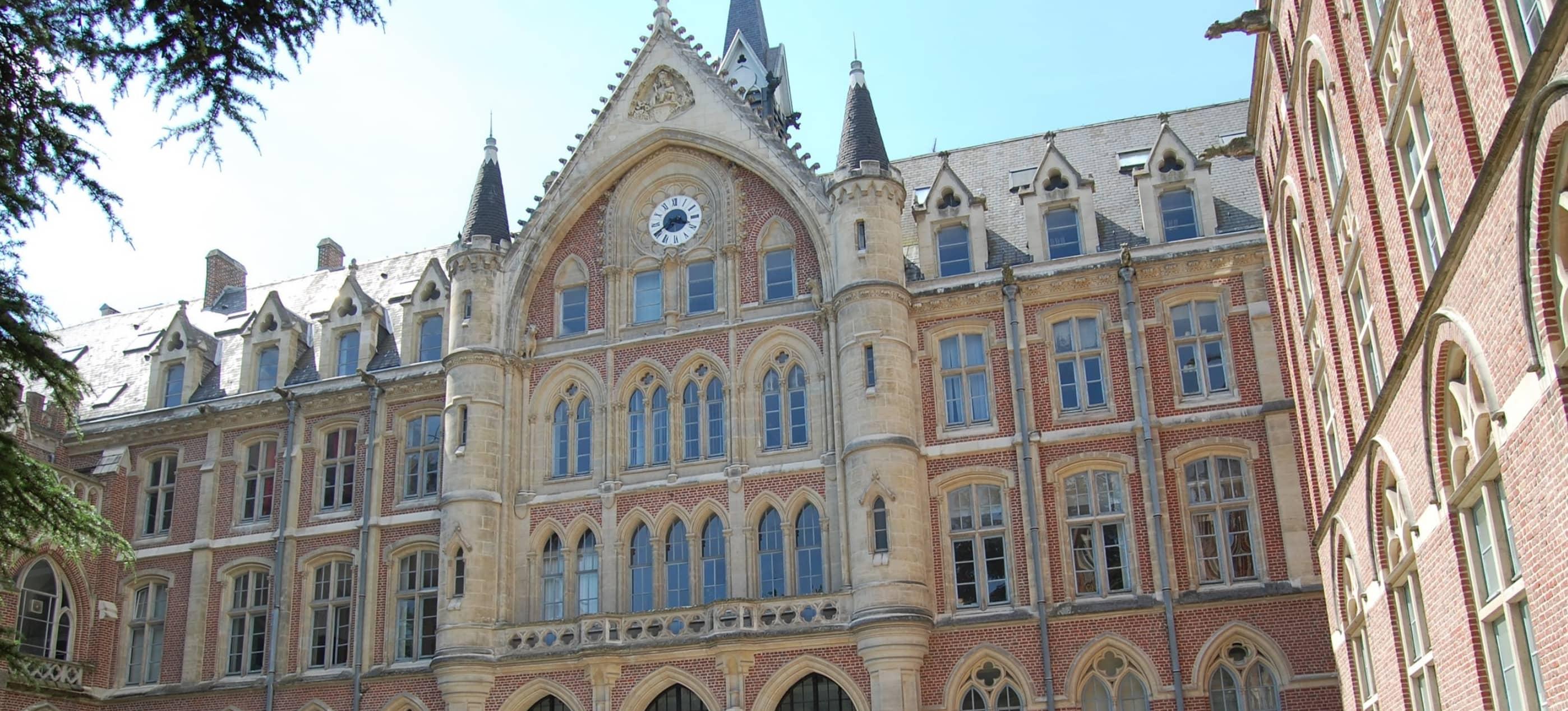 Photo de l'université catholique de Lille
